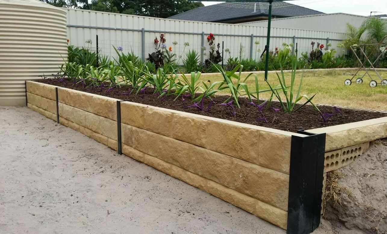 What Is A Sleeper Retaining Wall Everything You Ve Ever